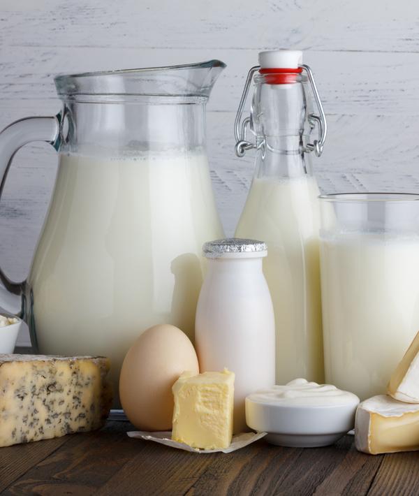 Milchprodukte|Eier