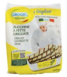 Zucchinischeiben gegrillt 1Kg OROGEL