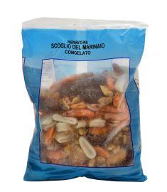 Meeresfrüchte (CA+CO+VO+GAM) f/Sauce |Scoglio Marinaio 800g RIVAMAR