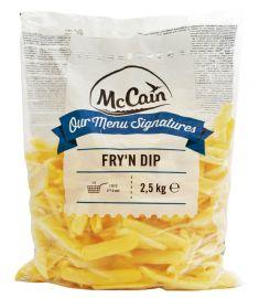 Kartoffel Fry'n'dip  2,5Kg MCCAIN