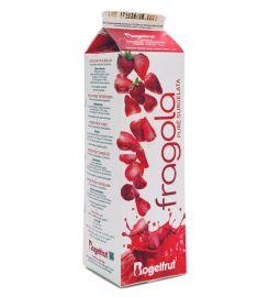 Püree Erdbeere 10% Zucker 1Kg ROGELFRUT