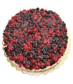 Cheesecake mit Waldfrüchten 1,3Kg MORALBERTI
