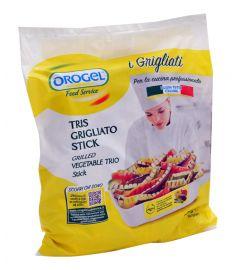Gegrillte Gemüsesticks 1Kg OROGEL