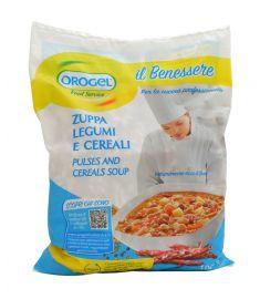 Suppe Hülsenfrüchte/Getreide 1Kg OROGEL