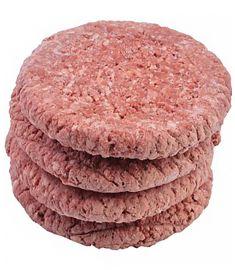 Rind Hamburger 14cm 3Kg (20x150g)  DANISCH CROWN