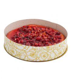 Cheesecake Erdbeeren 14Stk 1,8Kg DONATELLA