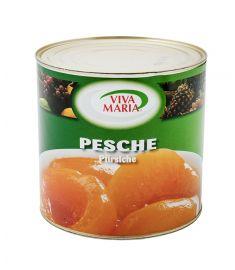Pfirsiche in Sirup 1,5Kg VIVA MARIA