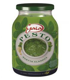 Pesto Genovese 980g Klassisch Glas  GAIA