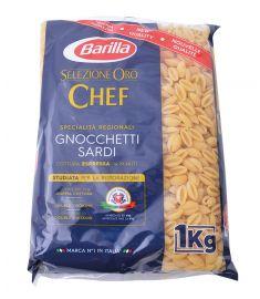 Gnocchetti Sardi n.60 1Kg BARILLA Selezione Oro Chef