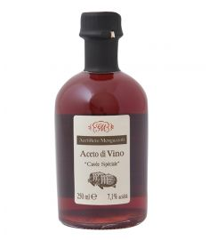 Rotweinessig 7% Cuvee Speciale 6x250ml MENGAZZOLI
