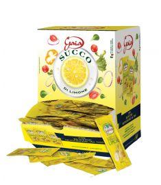 Zitronensaft 198x5ml Einzelportionen Glutenfrei GAIA