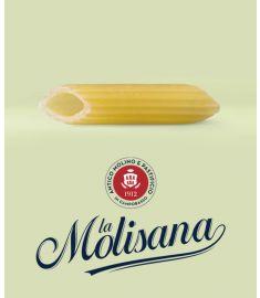 Mezze Penne Rigate N°19 4x3Kg LA MOLISANA