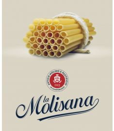 Ziti Campani N°8 24x500g LA MOLISANA