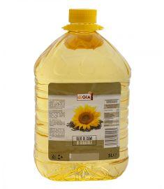 Sonnenblumenöl 2x5L PET DI GIA'