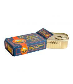 Markrelenfilet in Sonnenblumenöl 10x125g FLOTT