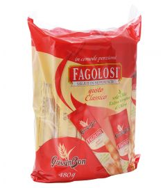 Fagolosi Gebäckstangen 40x12g GRISSINBON