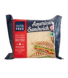 American Sandwich 10x240g Glutenfrei