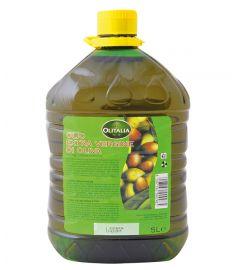 Olivenöl Extra Vergine 2x5L OLITALIA