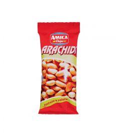 Erdnüsse  Geröstet Gesalzen 900g(30x30g) AMICA CHIPS