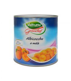 Aprikosen in Sirup 3Kg VALFRUTTA