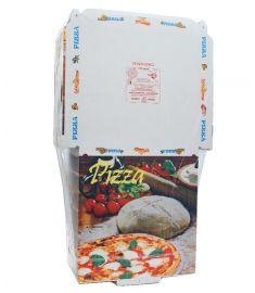 Pizzakarton 34,5x34,5x3cm 100 Stk Tricomia LINER