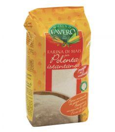 Mehl Polenta 500g weiß FAVERO
