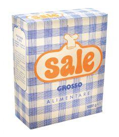 Salz grob/getrocknet 1Kg ITALKALI