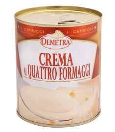 Vier-Käse-Creme 830g DEMETRA