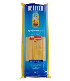Spaghetti N°12 12x1Kg DE CECCO