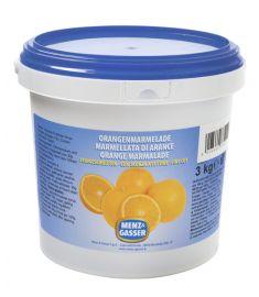 Orangenkonfitüre 3Kg MENZ & GASSER