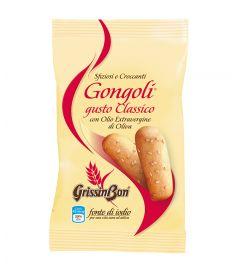 Gongoli m/Olivenöl 150x10g GRISSIN BON