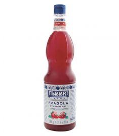 Erdbeer Sirup 1L FABBRI