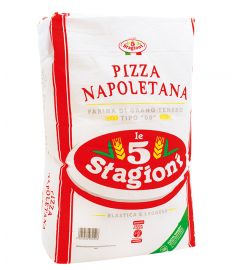 Mehl 00 25Kg Pizza Napoletana LE 5 STAGIONI
