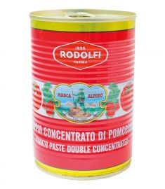 Doppelt konzentriertes Tomatenmark 410g RODOLFI