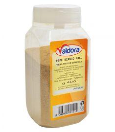 Weißer Pfeffer gemahlen 400g VALDORA