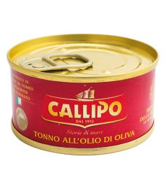 Thunfisch in Olivenöl 240g CALLIPO