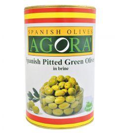 Grüne Oliven 4,3Kg AGORA