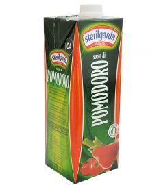 Tomatensaft 100% 1L STERILGARDA