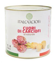 Artischockenherzen 2,5Kg ITALCARCIOFI
