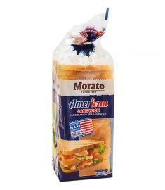 Sandwichbrot 12x12cm 825g 21 Scheiben MORATO