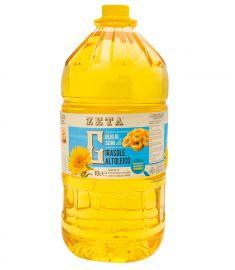 Sonnenblumenöl zum frittieren 10L ALTOLEICO
