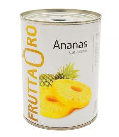 Ananasscheiben 340g FRUTTA ORO