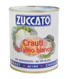 Weißwein Sauerkraut 850g ZUCCATO