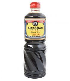 Sojasoße Dunkel 1L KIKKOMAN