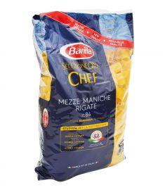 Mezze Maniche Rigate n.84 1Kg BARILLA Selezione Oro Chef