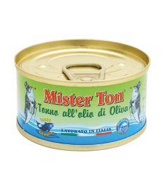 Thunfisch in Olivenöl 3Stk 80g MISTER TON