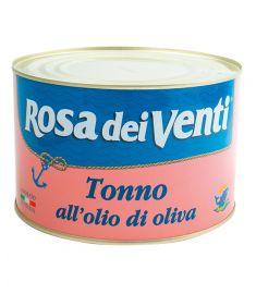 Thunfisch in Olivenöl 1,73Kg ROSA DIE VENTI