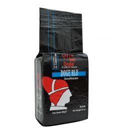Doge Blu Entkoffeiniert|Gemahlen12x250g 70% Arabica 30% Robusta CAFFE DEL DOGE