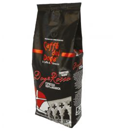 Doge Rosso Bohnenkaffee 6x1Kg 100% Arabica CAFE DEL DOGE