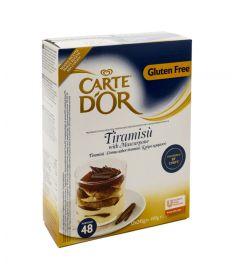 Prep.Creme für Tiramsu Glutenfrei 490g CARTE D'OR